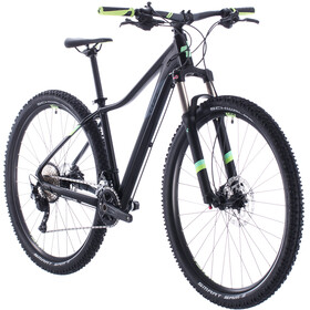 Cube Access WS Race Kobiety, black'n'green